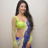 Daksha Nagarkar Hot Photo Gallery in Half Saree at Ak Rao Pk Rao Audio Launch CelebsNext (76)