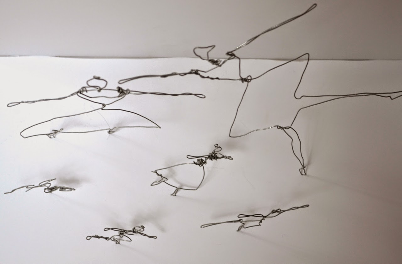 IAR3117 Studio Georgina Oakley: WEEK 3: BALLET FIGURES (Future Model ...