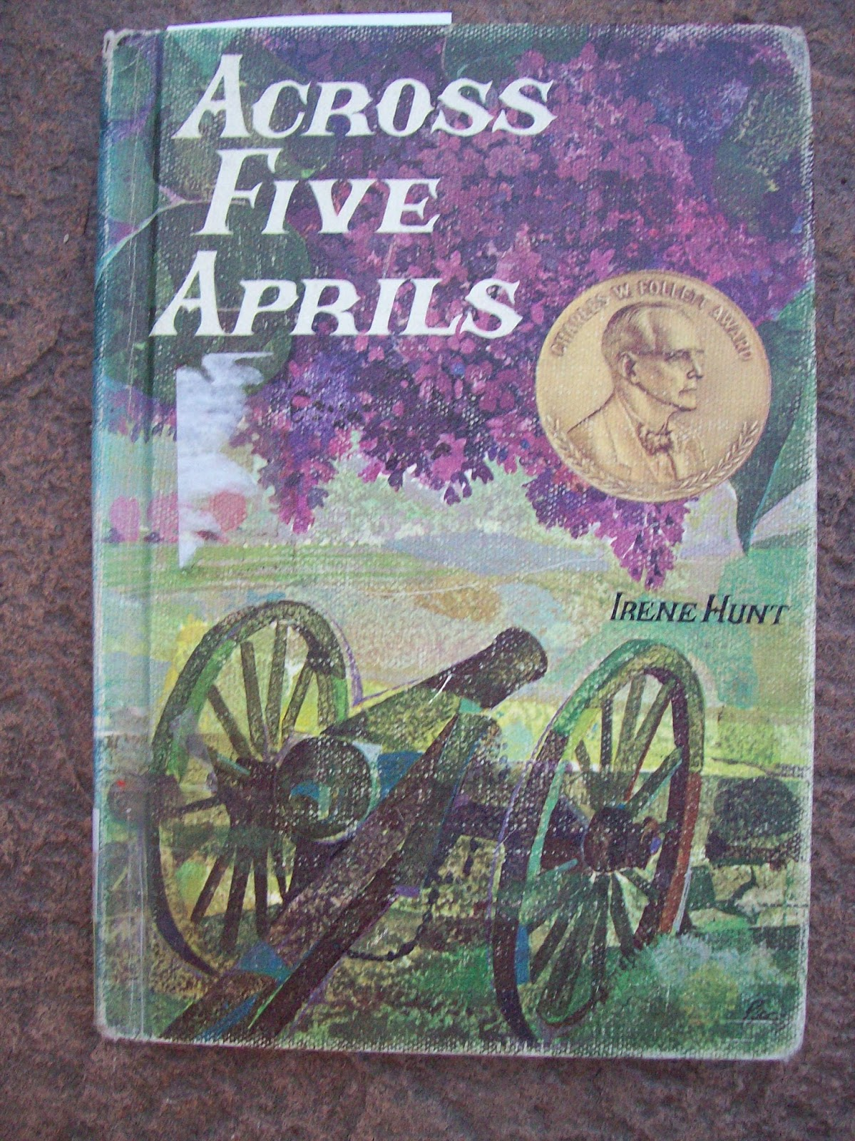 a character analysis of the book across five aprils Across five aprils is a novel by irene hunt, published in 1964 and winner of the 1965 newbery honor, set in the civil war era irene was close to her grandfather who told her stories from his youth irene incorporated them into across five aprils.