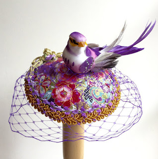 https://folksy.com/items/6690739-Purple-bird-rococo-fascinator-