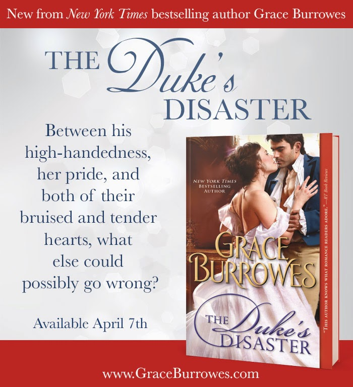 The Duke's Disaster Historical Romance Teaser