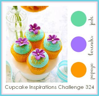 Cupcake Inspirations Challenge Guest Designer