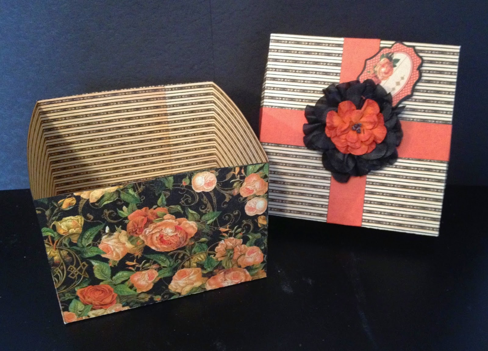 Annes Papercreations How To Make A Pizza Boxgift Boxes And 3d