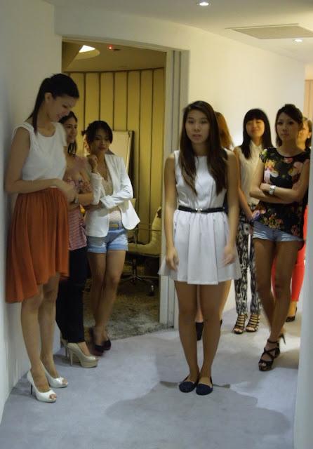 Jessica Ee, Jonah model training, Noel Caleb, Singapore
