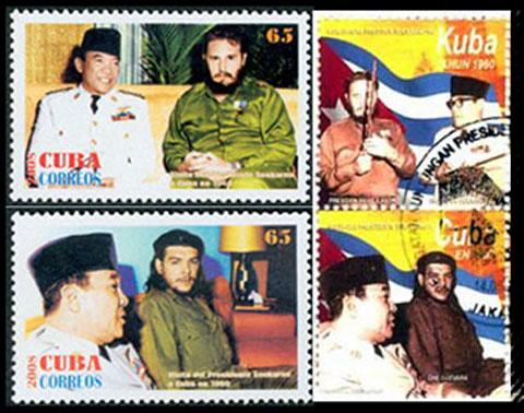 Nama Presiden Soekarno di Dunia - infolabel.blogspot.com