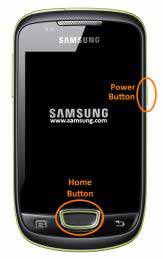 recovery samsung galaxy mini