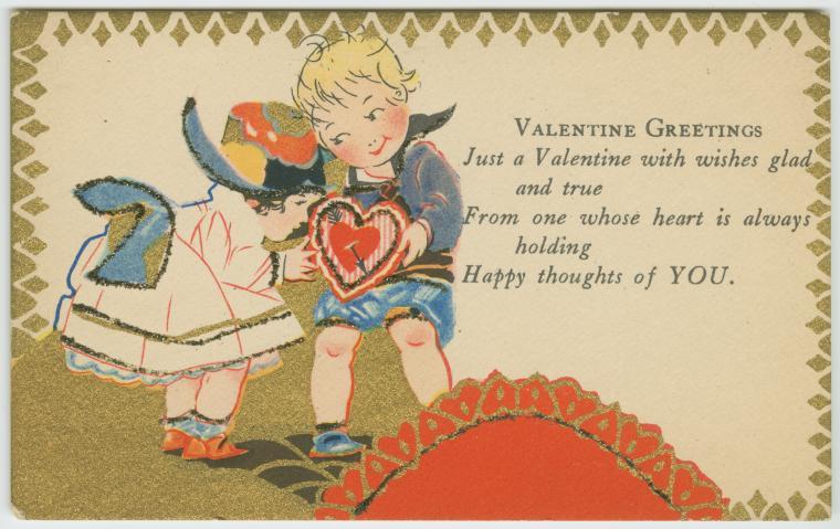 Поздравления в день святого валентина на английском