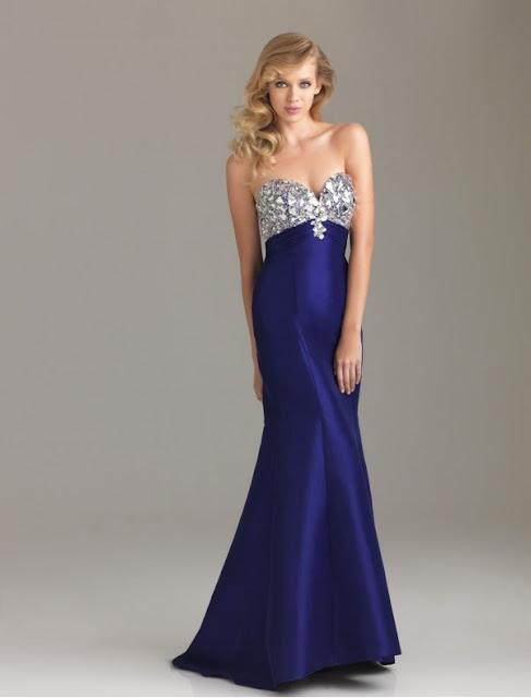 prom mermaid dress