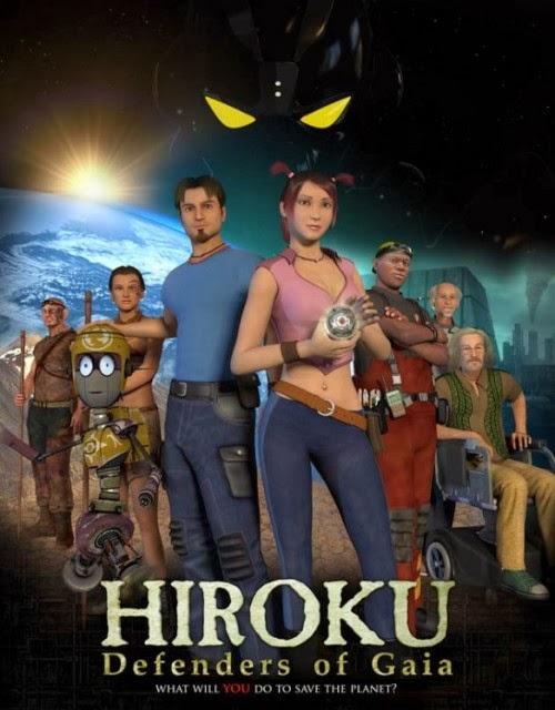 Hiroku Defensores de Gaia: Películas Gratis (2013)