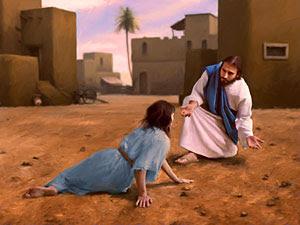 Blog de leiabiblia : TODOS OS LIVROS DA BÍBLIA e ..., Eles disseram: - Mestre, esta mulher foi apanhada no ato de adultério.