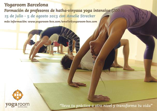 Formación profesores de Hatha-Vinyasa Yoga ~ Albadeva Espai