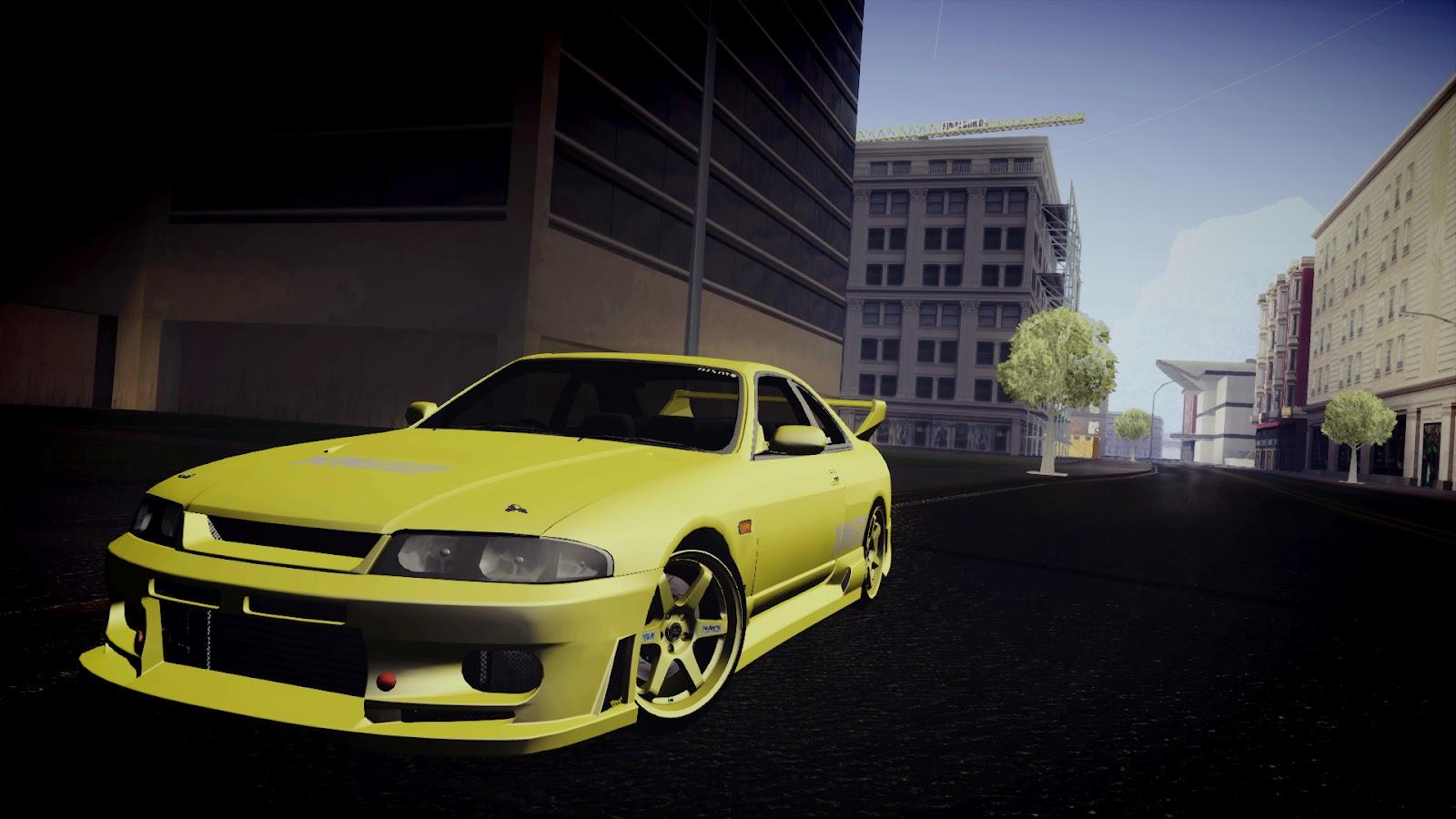Autos Media  Jun  U0026quot Super Lemon U0026quot  Nissan Skyline Gts R33