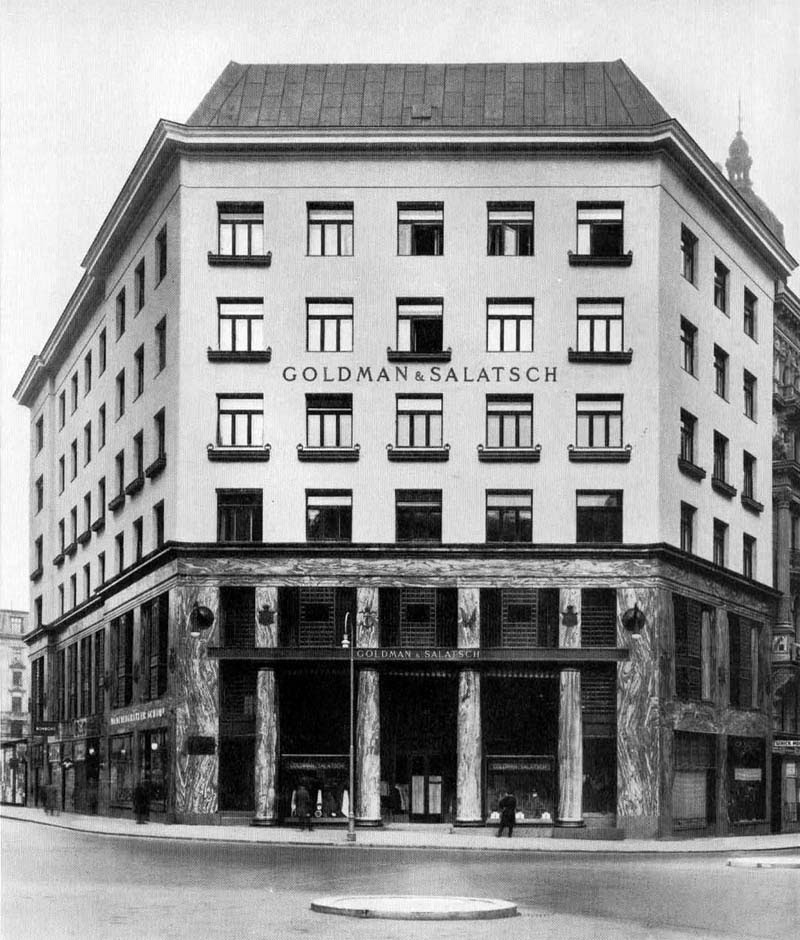 adolf loos ornament and crime essay pdf Ornament and crime was an essay and a lecture by modernist architect adolf loos, that criticizes ornament in art ^ loos, a (1908) ornament and crime (pdf) innsbruck.