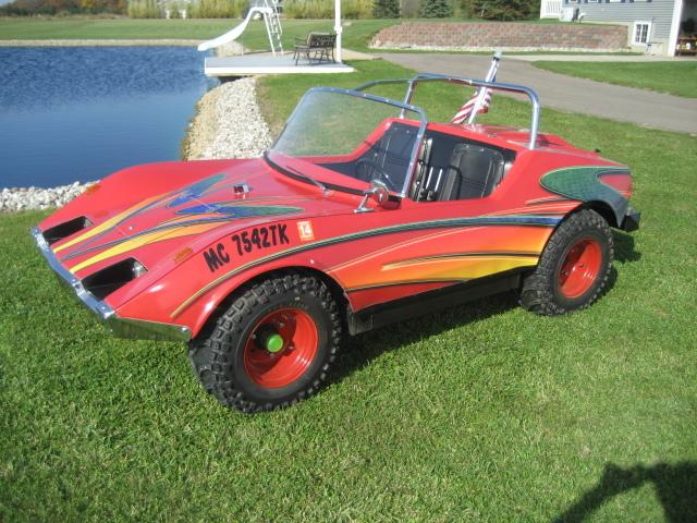 Daily Turismo: 5k: 1974 Maki Amphibious Car