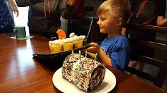 Zack Fuller's 6th Birthday!
