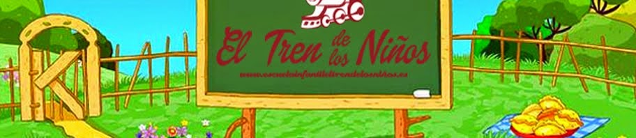 Escuela Infantil El Tren de los Niños