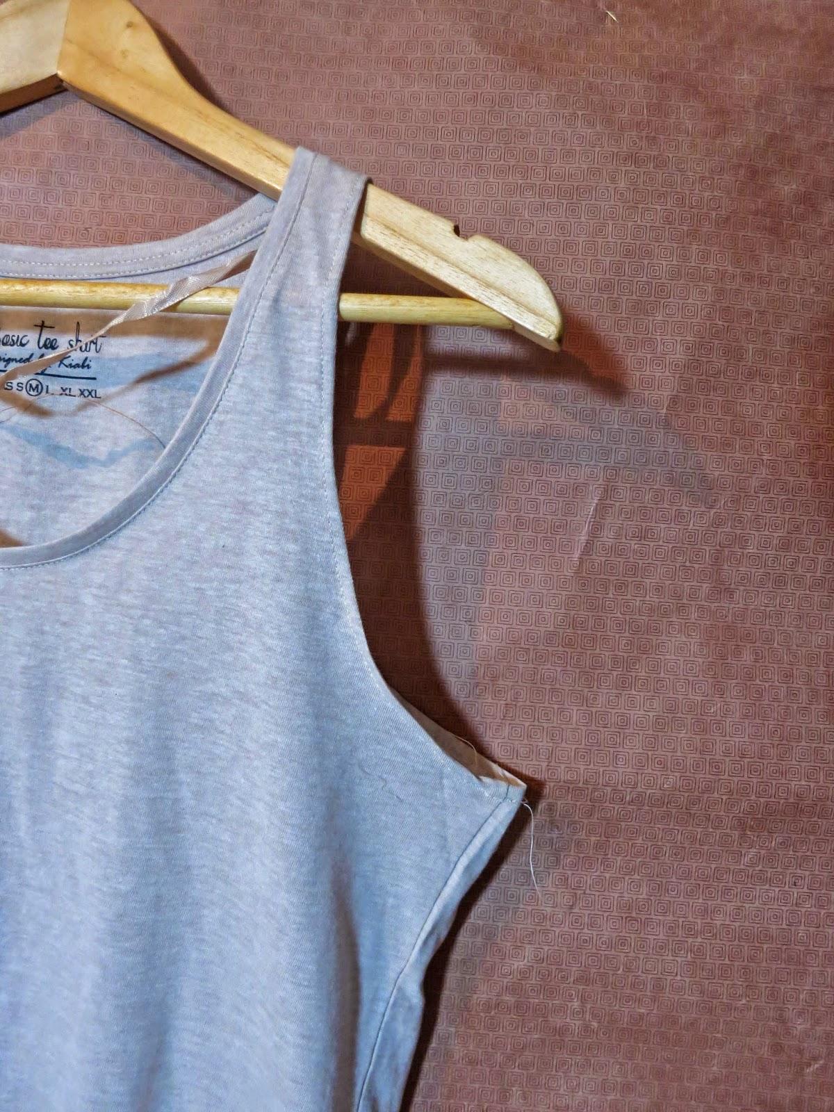 l 39 atelier de kalua d fi cousu main 2 customisation de t shirt tuto inside. Black Bedroom Furniture Sets. Home Design Ideas