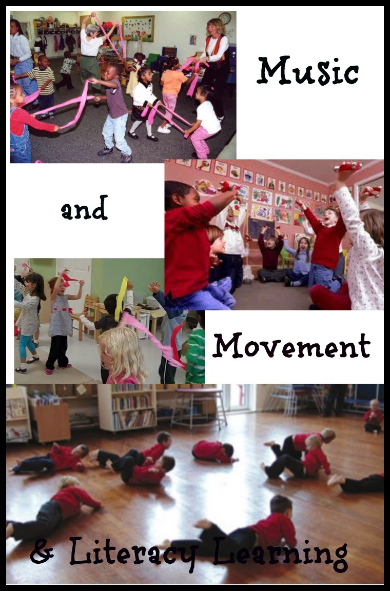 music and movement for literacy
