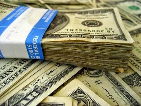 phrasal verbs relacionados con el dinero