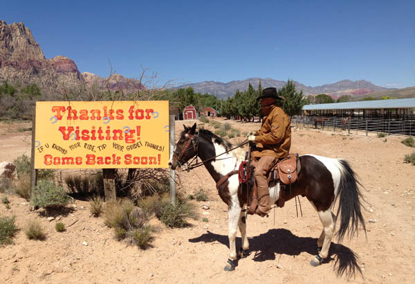 """Camping And Horses : """"BONNIE SPRINGS RANCH"""" Riding The"""