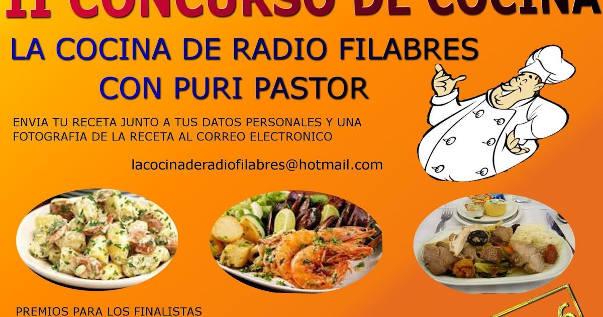 la cocina de puri pastor ii concurso de cocina