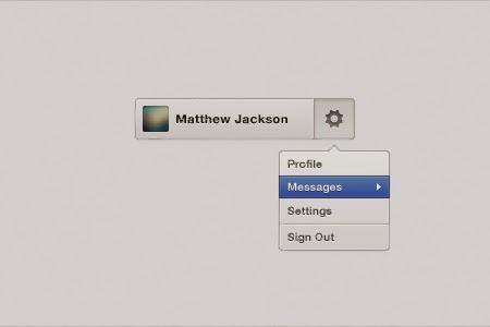User Button