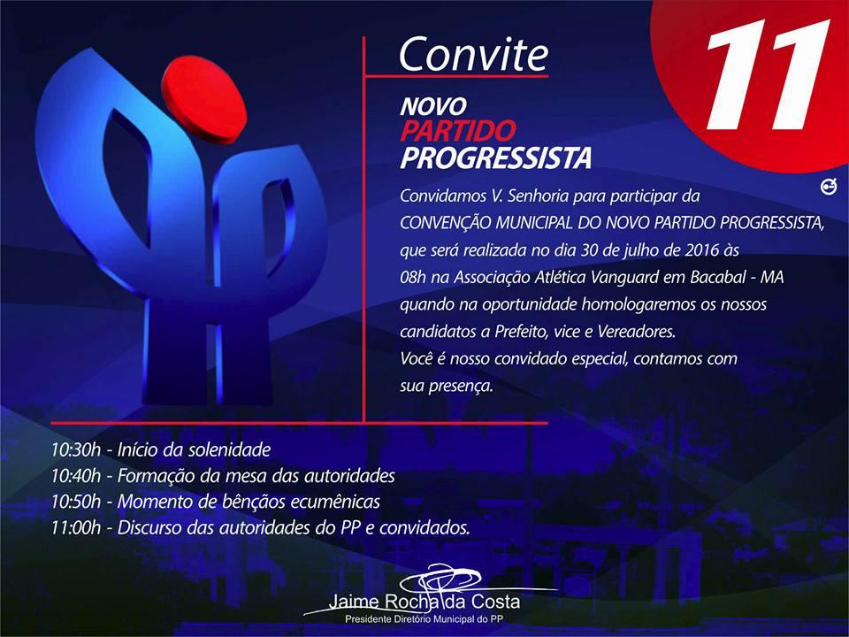 Convenção PP
