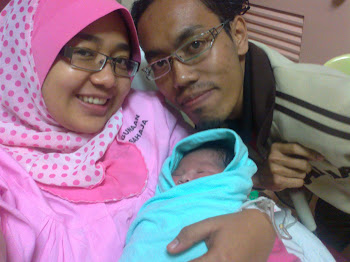 ** WE ARE OFFICIALLY IBU & ABAH..! **