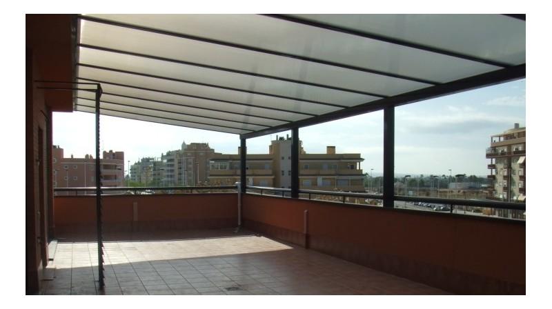 Sa l gonz lez gonz lez descubriendo otros techos - Techado de terrazas ...