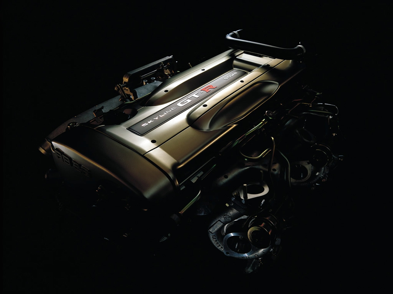 RB26DETT, najlepsze silniki R6, solidne