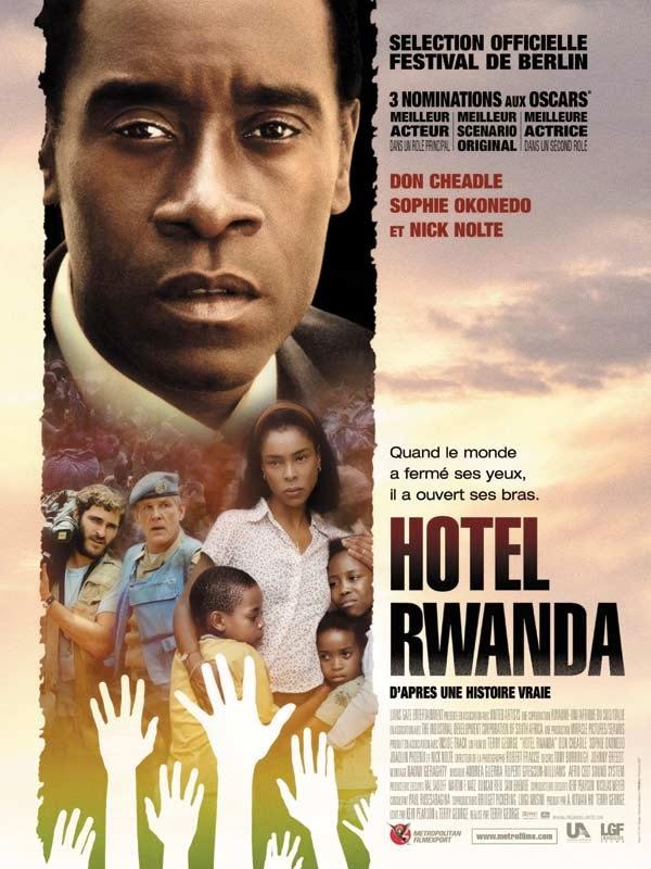 Don Cheadle, Sophie Okonedo, Joaquin Phoenix, Drama, History, War, Hotel Rwanda, Movies, ΤΑΙΝΙΕΣ,