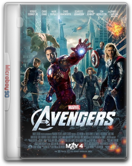 The Avengers (2012) DVDRip Español Latino