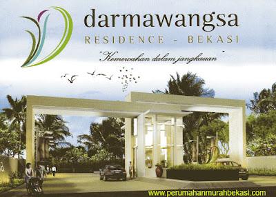 Daftar Harga Terbaru Perumahan Darmawangsa Residence Bekasi