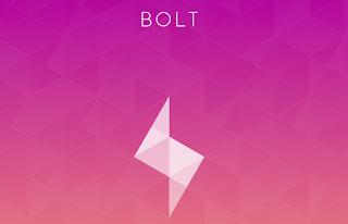Bolt: Το ταχύτερο Messenger για αποστολή φωτογραφιών και βίντεο!