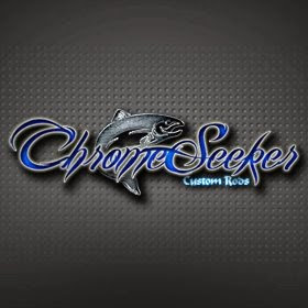 Chrome Seeker Custom Rods
