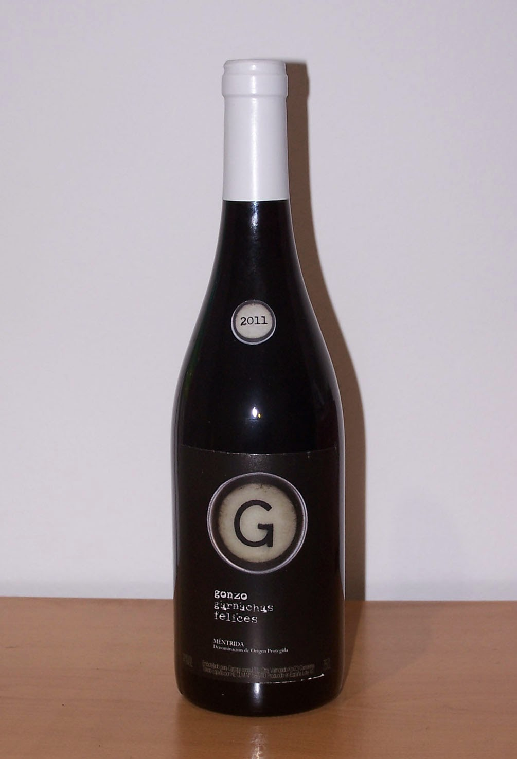 Gonzo 2011, D.o. Méntrida