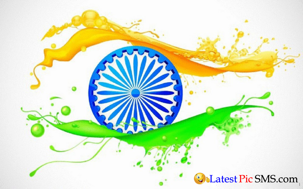 Happy Independence Day Colorful Images for Twitter Profile