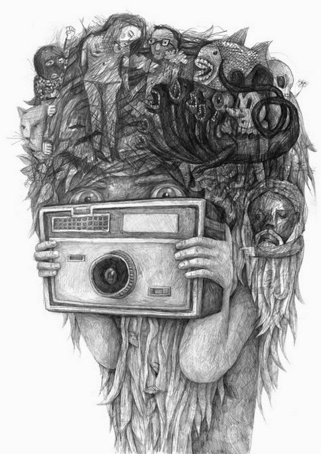 bizarre-pencil-drawings-3