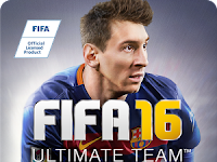 FIFA 16 Ultimate Team v3.2.113645 APK+DATA Terbaru Gratis