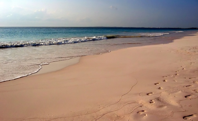 Extraordinary stories from an ordinary guy the beaches for Pink sand beaches bahamas