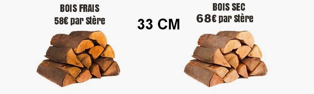 bois de chauffage pas cher en belgique - bois sec chênes et hetres
