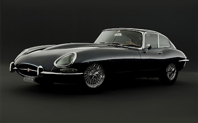 Jaguar Classic Car
