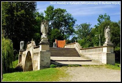 Most Anielski - Kalwaria Zebrzydowska