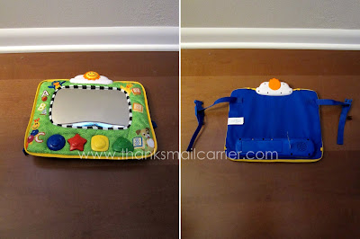 Baby Einstein Music & Discovery Travel Mirror review