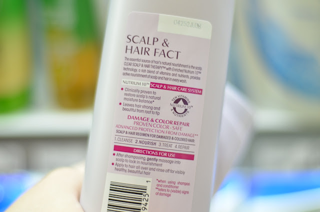 Clear Scalp Amp Hair Beauty Therapy 171 Tineey