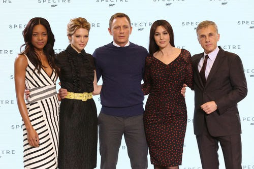 irector Sam Mendes thus announced that Monica Bellucci and Lea Seydoux of James Bond actor Daniel Craig
