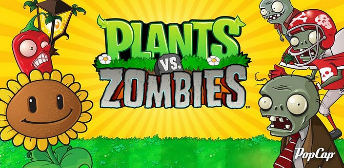 Plants vs Zombies HD Apk Game Android Full Version Free Download