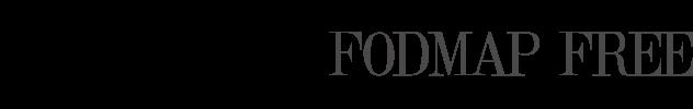 FODMAP Free!