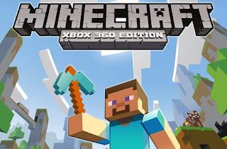 Minecraft xbox 360 logo