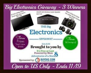 Big Electronics Giveaway!
